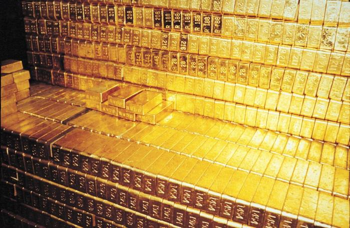 1361856429 gold bars in fort knox